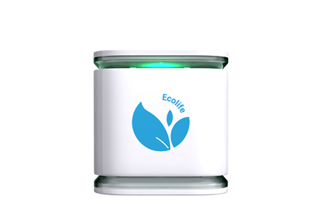 Ecolife device front